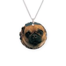 Chug Dog Dunkie Necklace