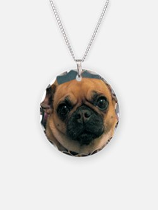 Chug Dog Dunkie Necklace