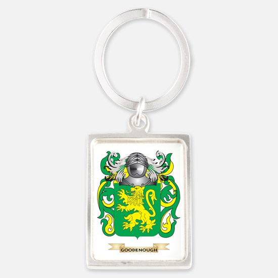 Goodenough Coat of Arms (Family  Portrait Keychain
