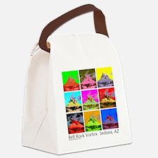 Bell Rock Vortex Sedona AZ Canvas Lunch Bag