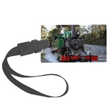 Puffing Billy at road crossing Luggage Tag