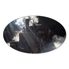 Puffing Billy sunrays Decal