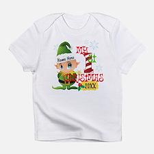 Baby Elf 1st Christmas Infant T-Shirt