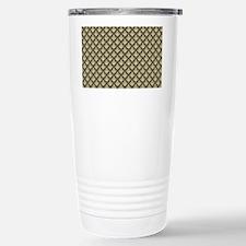 Elegant Medieval Olive  Travel Mug