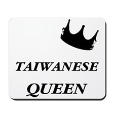 Taiwanese Queen Mousepad