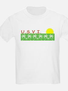 U.S.V.I. T-Shirt