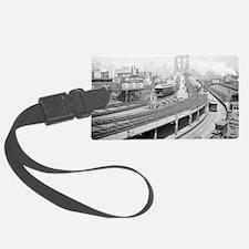 Brooklyn Bridge Terminal Luggage Tag