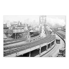 Brooklyn Bridge Terminal Postcards (Package of 8)