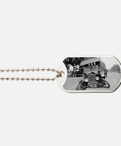 Crashed Ford Model T Dog Tags