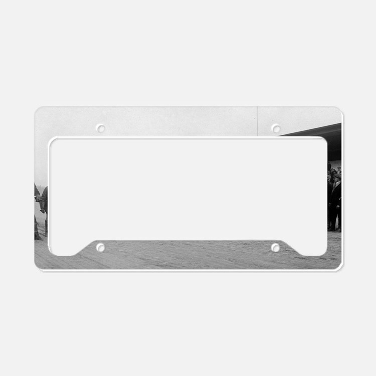 motorcycle races license plate holder