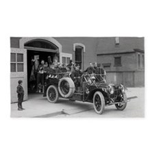 Packard Fire Squad 3'x5' Area Rug