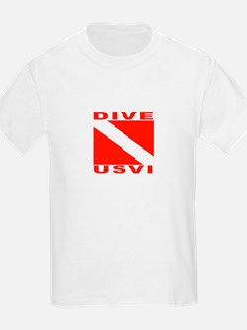 Dive U.S.V.I. T-Shirt