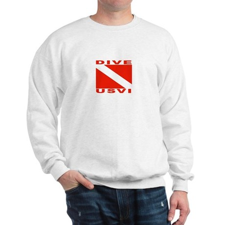 Dive U.S.V.I. Sweatshirt