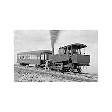 Pikes Peak Cog Railway 3'x5' Area Rug