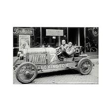 Pikes Peak Champion Race Car Rectangle Magnet