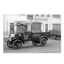 Witt Will Delivery Truck Postcards (Package of 8)