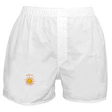 U.S.V.I. Boxer Shorts