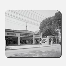 Early Chevrolet Dealership Mousepad