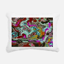 Gonzo Demente Rectangular Canvas Pillow