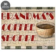 Grandmas Coffee Shoppe Puzzle
