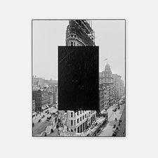 Flatiron Building Construction Picture Frame
