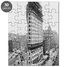 Flatiron Building Construction Puzzle
