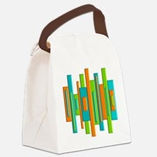 MCM ART duvet Canvas Lunch Bag