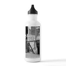 The Five Cent Restaura Water Bottle