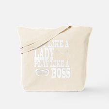 Lacrosse LadyBoss Tote Bag