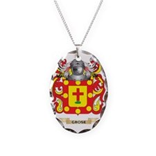Grose Coat of Arms (Family Cre Necklace