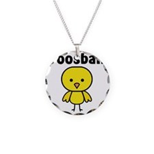 Foosball Chick Necklace