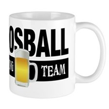 Foosball Drinking Team Mug