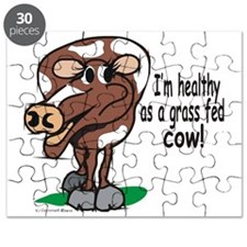 Grass Fed Cow Puzzle