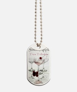 Tres Tributos Dog Tags