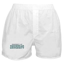 SQUIDHEAD U. Boxer Shorts