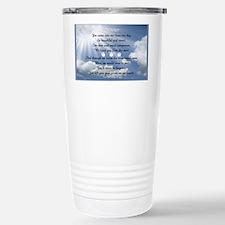 df Stainless Steel Travel Mug
