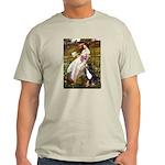 Windflowers & Bernese Light T-Shirt