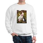 Windflowers & Bernese Sweatshirt