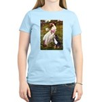 Windflowers & Bernese Women's Light T-Shirt