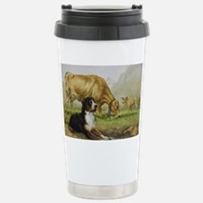 Greater Swiss Mountain  Stainless Steel Travel Mug