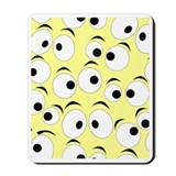 Eye ball Classic Mousepad