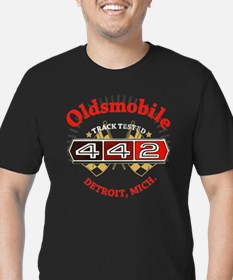 Olds 442 Muscle dark T