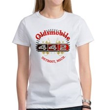 Olds 442 Muscle dark Tee