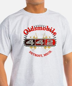 Olds 442 Muscle dark T-Shirt