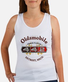 Olds 442 Muscle Women's Tank Top