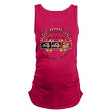 Olds 442 Muscle Maternity Tank Top