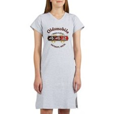 Olds 442 Muscle Women's Nightshirt