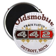 Olds 442 Muscle Magnet