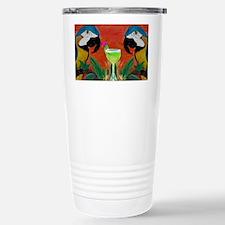 Parrot head Stainless Steel Travel Mug