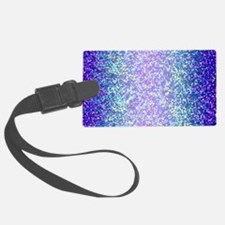 Glitter 2 Luggage Tag